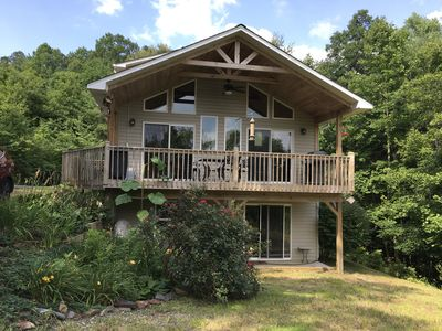 Photo for Mountain Home at Bear Paw on Lake Hiwassee