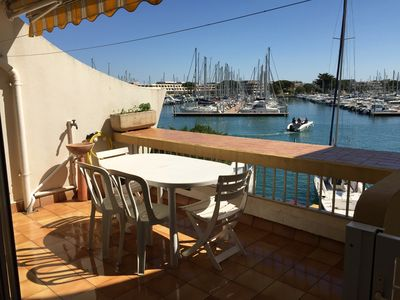 Photo for Marina - 3 rooms - 8 people comfortably at 80 meters from the beach
