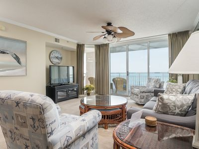Photo for Spacious condo with a gorgeous ocean front view! | South Shore -  702