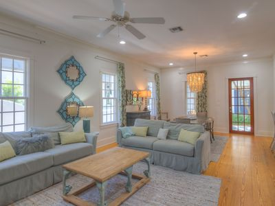 Photo for Audrey's Cottage - Newly Remodeled, New to Rental Market in Rosemary Beach!