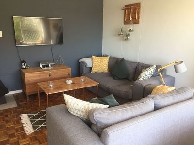 Photo for Beautiful 2 bedroom apartment at the foot of Table Mountain