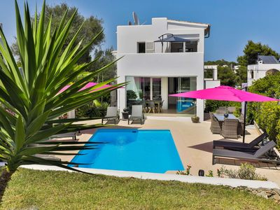 Photo for Villa LUMI-Oleanda for 8 people, directly at the marina Cala d'Or