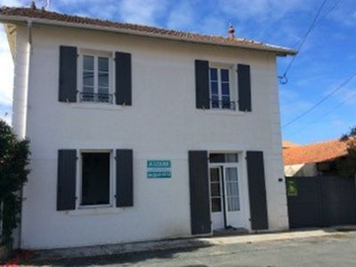 Photo for L'ABRI COTIER, charming cottage in the heart of Vieux Boucau for 8/10 people