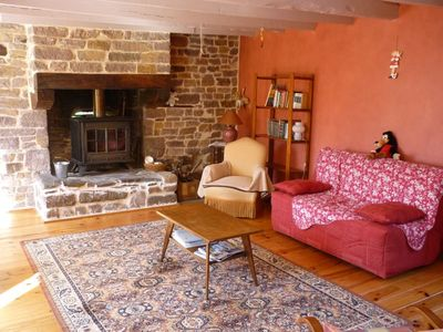 Photo for GITE LA PARISIERE, located at 1.5km from the village of Gavray (all shops)