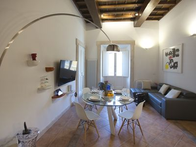 Photo for Beautiful 2bedrooms 3baths @ Pantheon-Navona