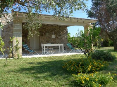 Photo for LIMONAIA, Salento, charming country house just a few minutes from the sea of Gallipoli
