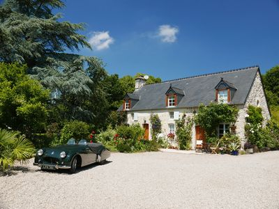 Photo for La Douve - 3 bedroom luxury cottage for family or friends