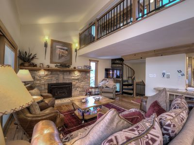 Photo for Great Family Ski-in Condo With Views. Walk To Main Street. 200 Steps To Ski-Lift
