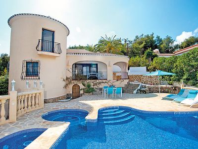 Photo for Vacation home Toscamolino  in Jávea, Costa Blanca - 4 persons, 2 bedrooms