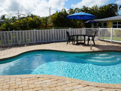 Photo for Anna Maria North End, Private Heated Saltwater Pool