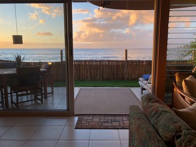 Photo for Old Hawaii Oceanfront Feel + Modern Eco-friendly and Hi-tech Living