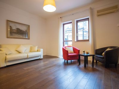 Photo for Italianflat - Terrace in the city
