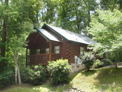 Photo for A QUAINT CABIN IN THE SMOKIES...KOZY KORNER