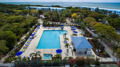 Photo for 2 bed/2 bath Key Largo tropical getaway