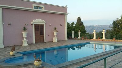 Photo for Villa Fiore p. t. with swimming pool - wi-fi