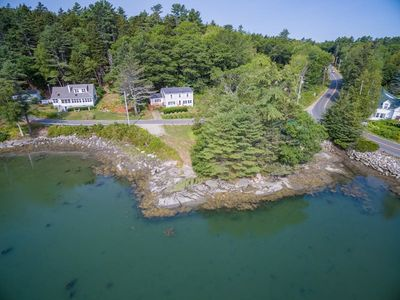 Photo for Three Bedroom Cottage on Southport Island overlooking Decker Cove
