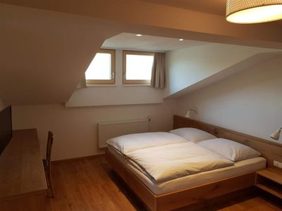 Photo for Family room, shower, toilet, 2 bedrooms - Haus Schnaitl, bed and breakfast