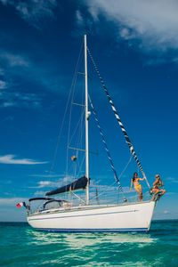 Photo for Private Sailboat for Day Charter in Cancun