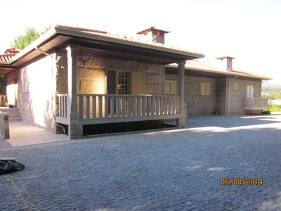 Photo for Country house situated in a quiet area between Guimarães and Braga