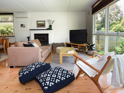 Photo for Somers Beach Retreat - Only 200 metres to beach & great entertainers deck
