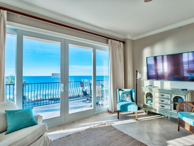 Photo for YFAB's NEWEST four bedroom gulf front condo Adagio B201, four bedrooms, pools