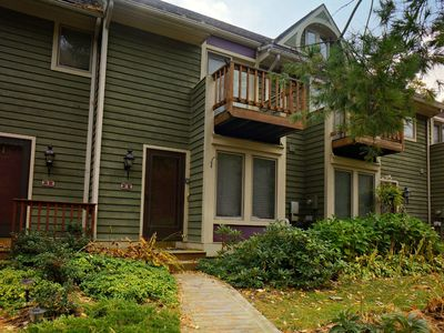 Photo for Villages of Wisp #03 Lakeview Court- Ski-in/Ski-out access townhome near Wisp!