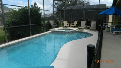 Photo for Beautiful 4 bed in Emerald Island Resort