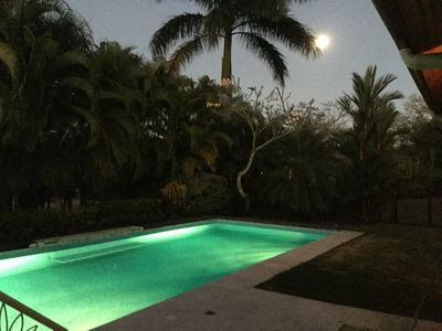Photo for Tranquil Villa w/pool in gated community, 3 min. from beautiful Carrillo Beach