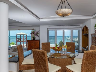 Photo for Beachfront house with spectacular views. Relaxing!