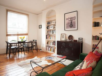 Photo for UP TO 20% OFF - Smart West London 1 bed apartment  (Veeve)