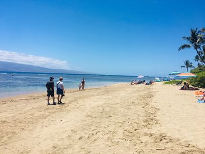 Photo for New Listing May Special $600/nt Beautiful Lahaina House 50 steps to Beach