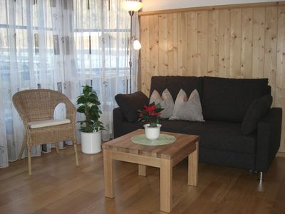 Photo for NEW: Apartment with large south-facing terrace in the outskirts! WLAN free!