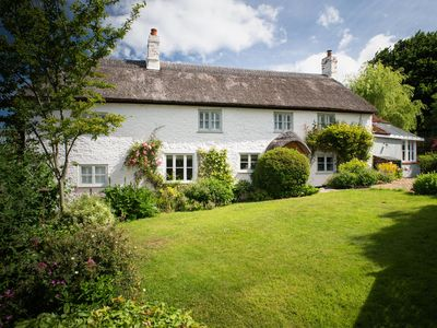 Photo for Quaint English Cottage nestled in the heart of the Devon countryside, sleeps 6