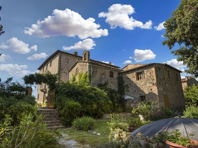 Photo for Villa w/ Private Panoramic Pool, Surrounded By An Ancient Cypresses & Olive Park