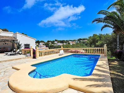 Photo for Vacation home Lucie in Jávea/Xàbia - 6 persons, 3 bedrooms