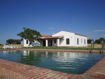 Photo for Self catering Sierra de San Blas for 12 people