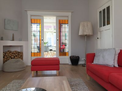 Photo for lovley furnished apartment, a few minutes from the beach (Den Haag)