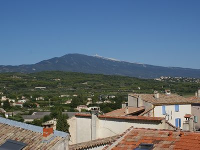 Photo for Old town villa at the foot of Mont Ventoux