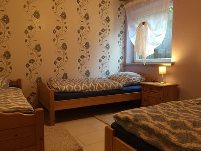 Photo for 1BR Apartment Vacation Rental in Harb, HE