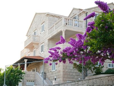 Photo for Apartments Jasna, (14834), Sumartin, island of Brac, Croatia