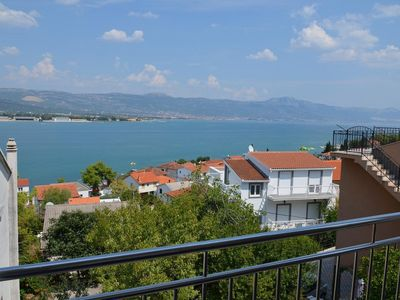Photo for Apartment Vidosava  A2 C1(4+1)  - Mastrinka, Island Ciovo, Croatia