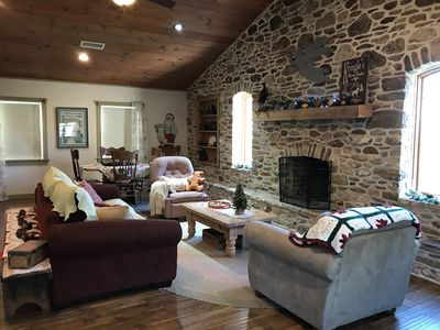 Photo for 2BR Chateau / Country House Vacation Rental in Nottingham, Pennsylvania
