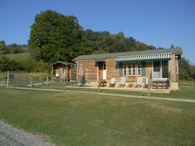 Private Cabin On 40+ Acres. Pets Allowed