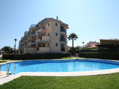 Photo for Apartment with 3 bedrooms 200 m from the beach.