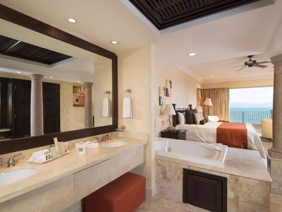 Photo for Gorgeous 3 Bedroom Presedential Ocean Front Penthouse in Nuevo Vallarta!