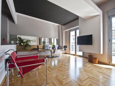 Photo for Great Design Apartment Near Acropolis And Top Sights, Free Wi-fi