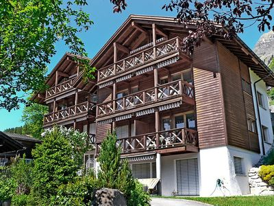 Photo for Apartment 572 m from the center of Lauterbrunnen with Internet, Balcony (38563)