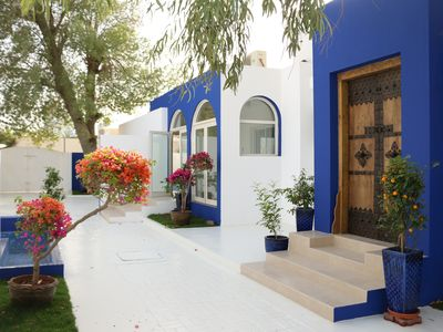 Photo for A True Emirati house by the Beach
