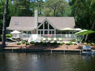 Photo for Spectacular Golf Course/Lagoon View, Southern Exposure, Terrific Amenities