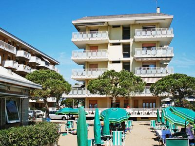 Photo for Apartment Appartmenthaus Diplomatic  in Lido di Jesolo, Adriatic Sea / Adria - 6 persons, 2 bedrooms